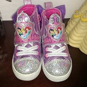 Princess high tops